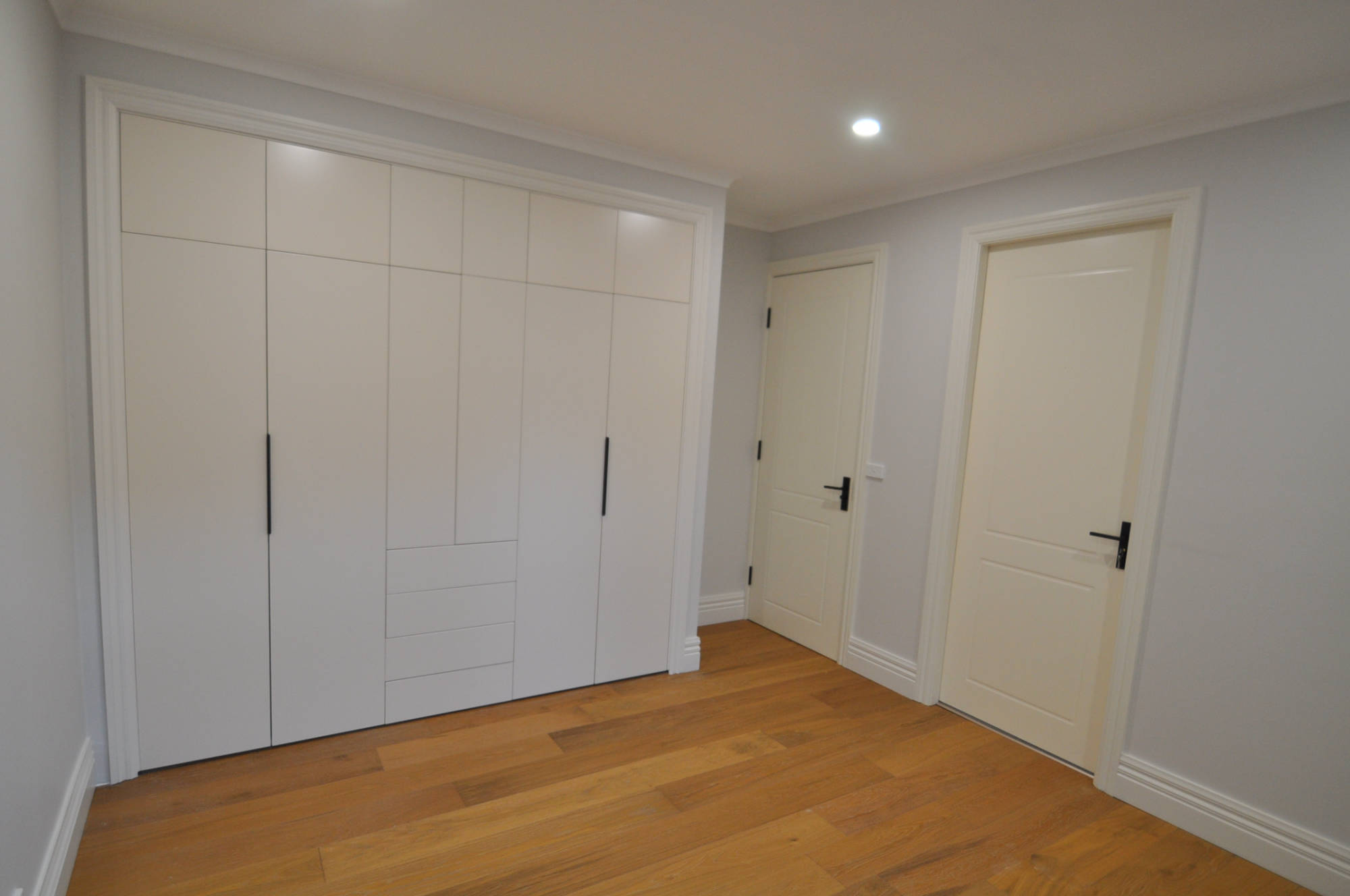 Melbourne Home renovation - wardrobes