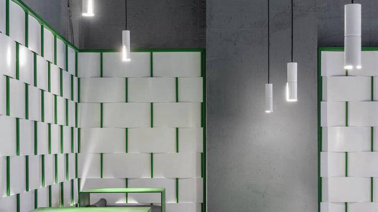 Melbourne Restaurant renovation - lights